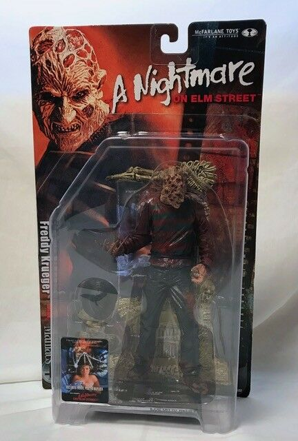 A Nightmare on Elm Street Freddy Krueger 2nd Edition Movie Maniacs 4 - Item