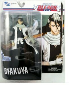 """Bleach 6/"""" Deluxe Figures from Toynami New MIB"""