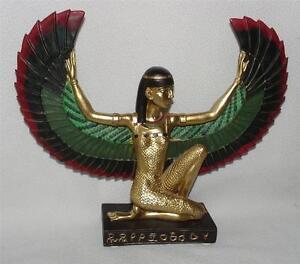 egyptian winged goddess - photo #13
