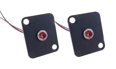 Procraft 6mm 115v LED Indicator Lamp Blue    6ZSD.X-115-B