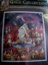 Dimensions Gold Collection Scarlet Wizard Cross Stitch Kit 35141
