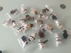 LEGO-6-Genuine-aleatoire-Star-Wars-Minifigures-Lot-Clone-Troopers-Stormtroopers