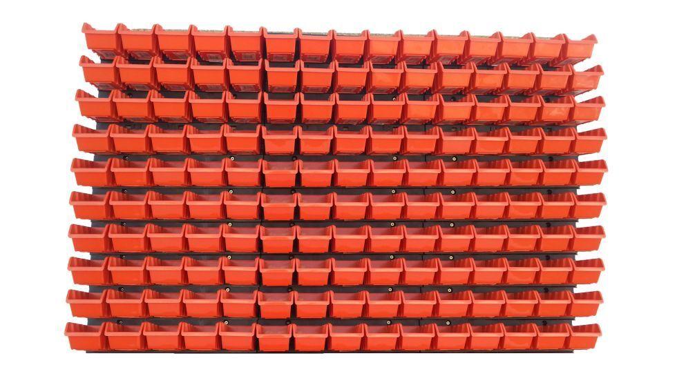 Cajas de Pila Herramienta Paröd Cubos Estante Lagersystemet Del Almacenaje 126