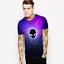 Summer-Mens-3D-Print-Short-Sleeve-Casual-Slim-Fit-T-Shirts-Graphic-Tee-Shirt-NEW thumbnail 29