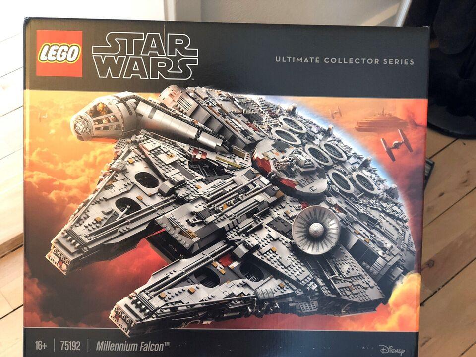Lego Star Wars, 75192 Millennium Falcon