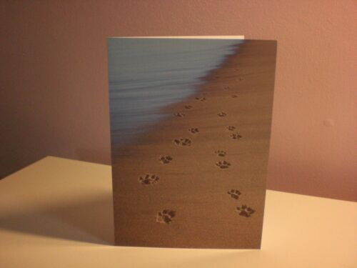 """For passing of a Pet Northern Exposure /""""Sympathy Card"""