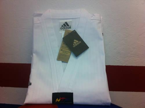Taekwondo -uniforMän, adidas champion II TKD -uniforMän