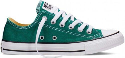Scarpe Converse 151181c Sport Ragazzo Casual Bianca Verde Sneakers Bassa Uomo rCrFa