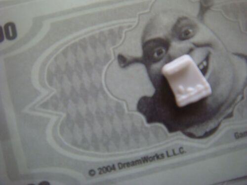 MB Games Shrek operación Juego De Repuesto Piezas De Juego Tarjetas de partes del cuerpo