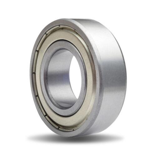 6902ZZ 61902 ZZ 2Z Metal Shielded Deep Groove Ball Bearing 15x28x7mm