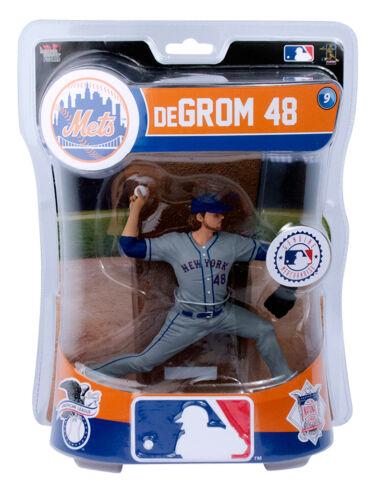 NEW Jacob deGrom New York Mets 6/' Action Figure Imports Dragon MLB 2016