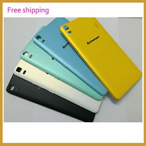 new style e4569 e9fee Details about New For Lenovo K3 NOTE K50-T5 A7000 OEM Battery Back Door  Cover Case Replacement