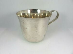 ESTATE Tiffany & Co. Makers Sterling Silver Baby Cup