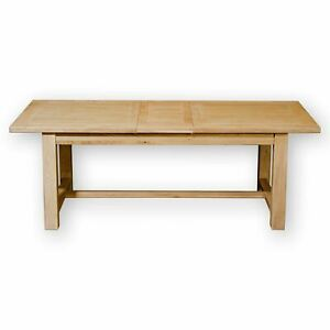Arts-amp-Crafts-Cotswold-School-Large-Oak-Extending-Dining-table