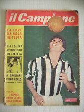 CALCIO 1959 SIVORI JUVENTUS , GENOA POSTER GHEZZI RONCHINI CICLISMO ROLLO BOXE