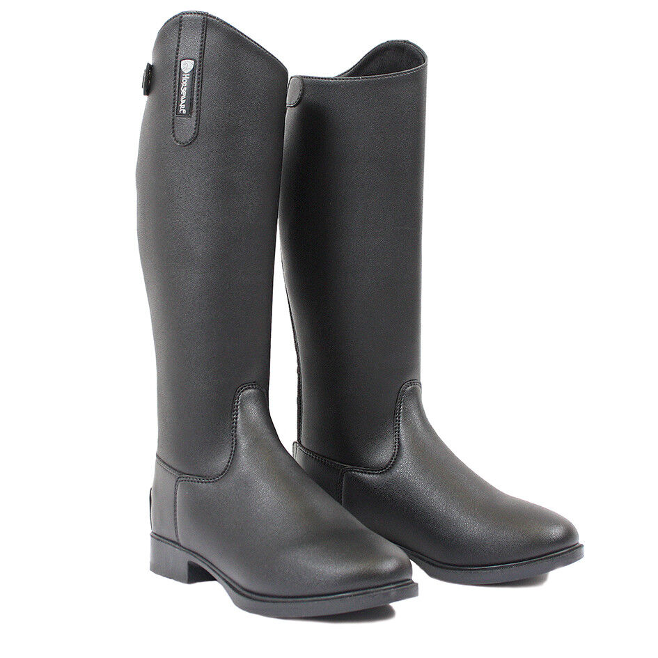Horseware Riding Boots LADIES Synthetic Leather Long Boots ALL SIZES EASY CARE