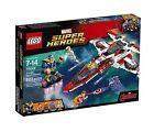 Lego Marvel Super Heroes Avenjet Space Mission Set 76049