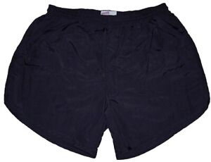 Black-Nylon-Military-P-E-PT-Running-Volleyball-Shorts-by-Soffe-Men-039-s-XL