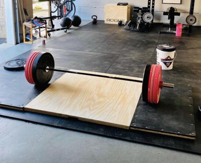 York Strength Training Bar
