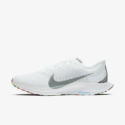 Nike Zoom Pegasus Turbo AW Shoes Men's Sneakers WhiteGray BV7765 100 Size 7 13 | eBay