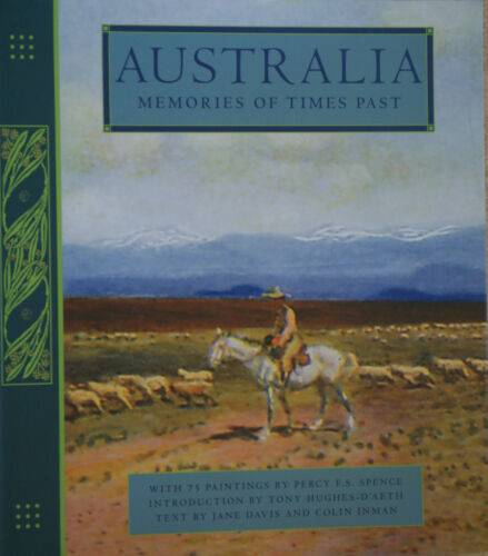 1 of 1 - PERCY F. S. SPENCE Paints – Australia. Memories of Times Past