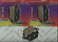 Honda Disc Brake Pads Xl600v 1997-1998 Front & Rear (3 Sets)