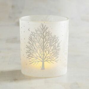 Nwt-PIER-1-christmas-tree-votive-candle-holder