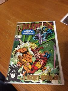 Wolverine-41-Vf-Nm-9-0-Very-Fine-Near-Mint-Variant-Gold-Lettering-Second-Print