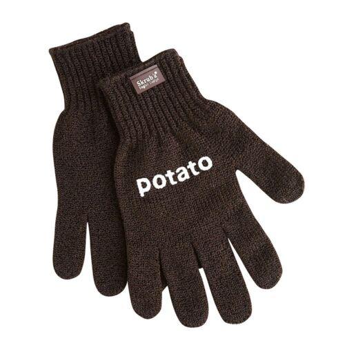 Kartoffel Wäsche Skruba Handschuhe Vegetables/&fruits Reinigung Zubehör