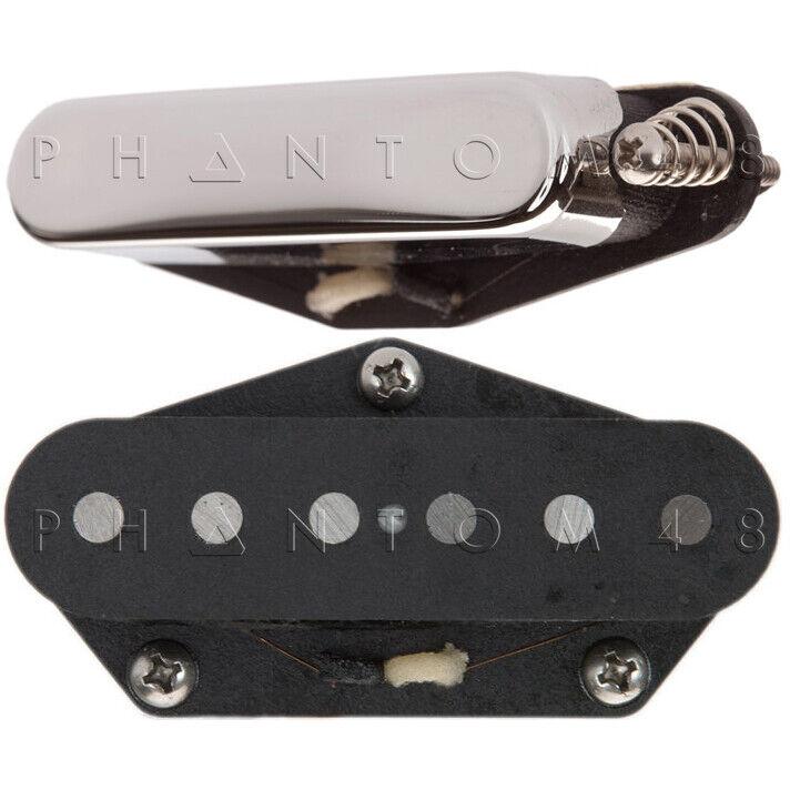 John Suhr Guitars Classic T Nickel Neck Bridge Telecaster Guitar Pickup Set NEW