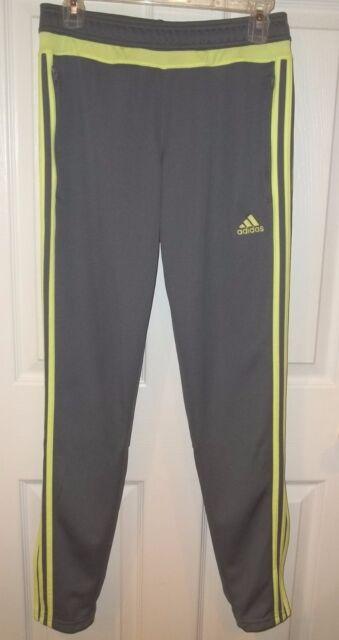 d418d540b1ef Womens ADIDAS~TIRO 15 Gray Training PANTS~size SMALL~NEW~Athletic Track