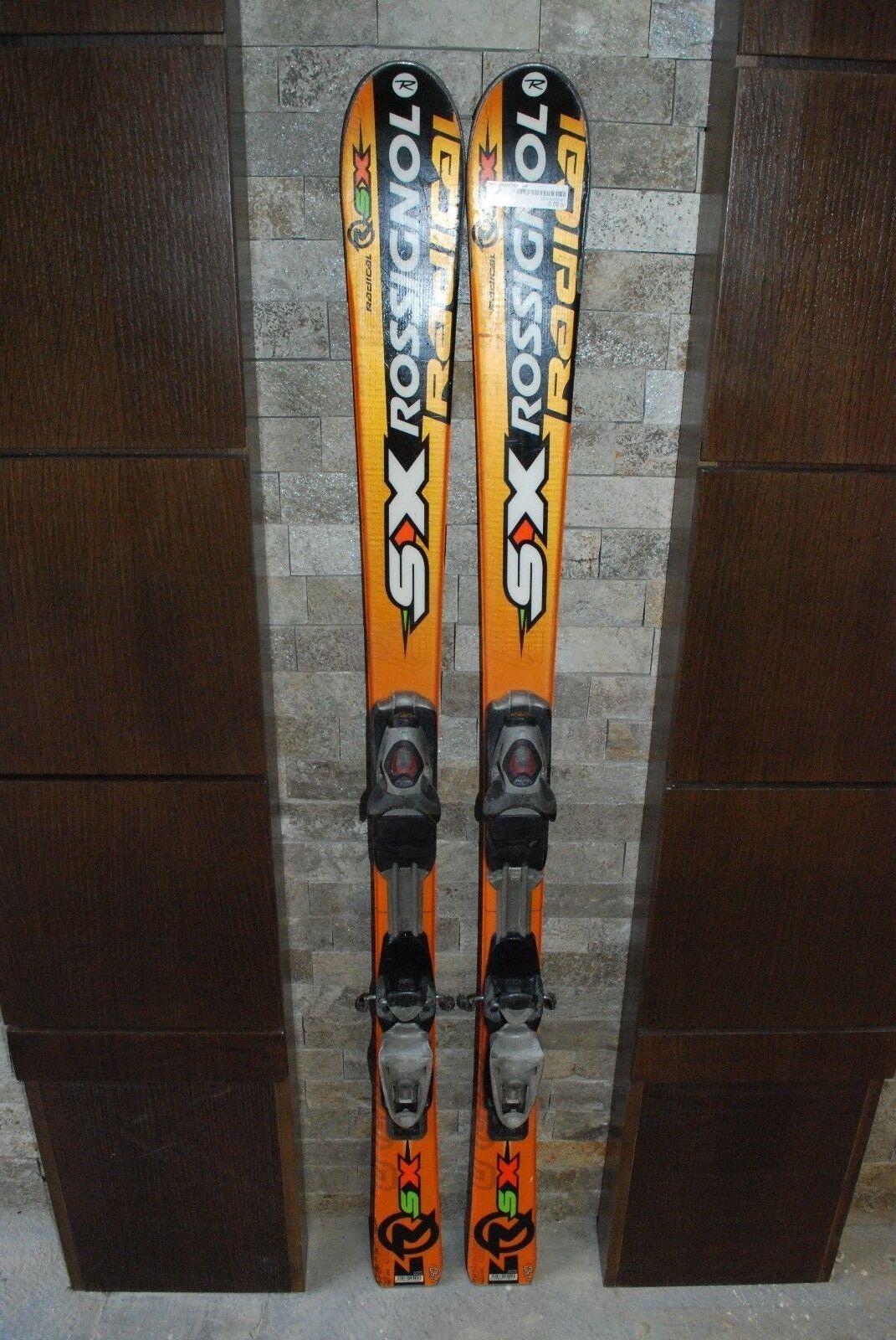 Rossignol Radical SX 140 cm Ski + Axium 10 Bindings