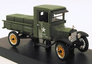 Signature-Models-1-32-Scale-Truck-32521-1923-Ford-Model-TT-Pickup-US-Army