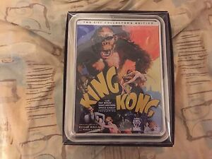 KING-KONG-DVD-Best-Buy-Exclusive-Collectors-Edition