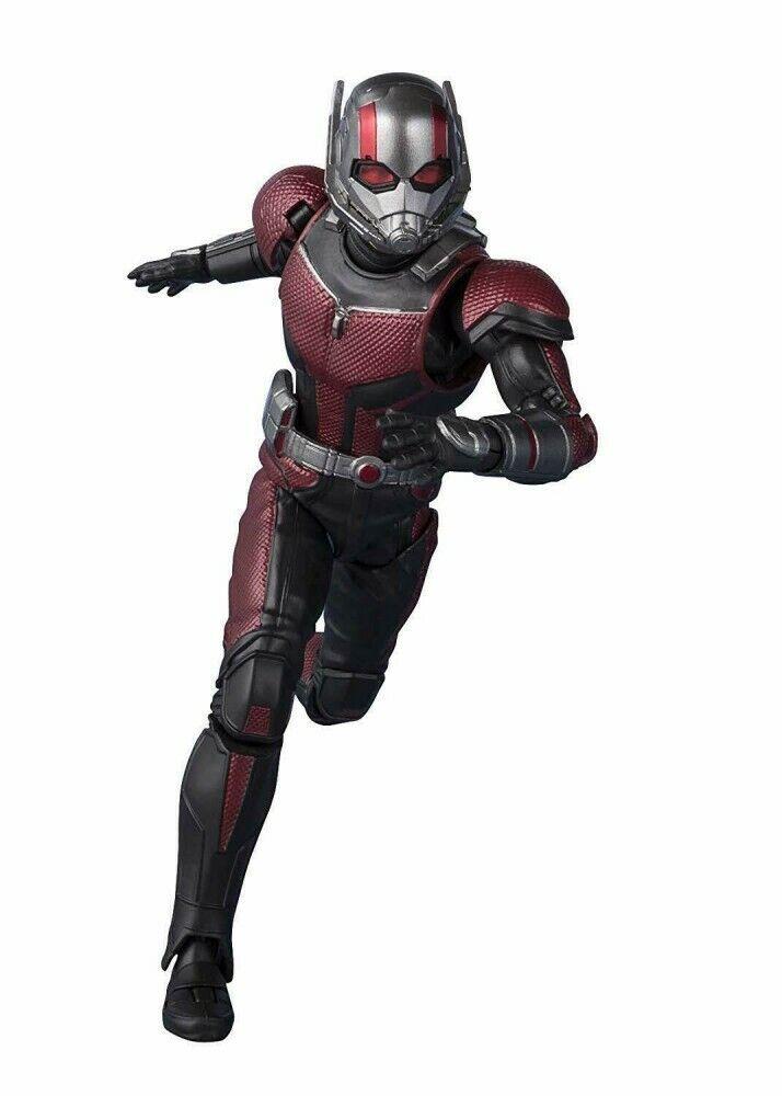 SH Figuarts Avengers Ant-Man (Avengers    End Game)150 mm Movable Figure  beaucoup de concessions