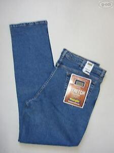 Wrangler-TEXAS-Stretch-Jeans-Hose-W-44-L-36-NEU-Stonewashed-Denim-bequem