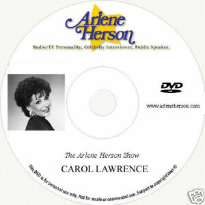 Carol-Lawrence-TV-Interview-30-Minutes-DVD