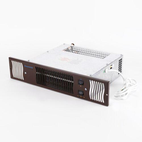 Diamond 500 sous placard cuisine plinthe radiateur chauffage central économiseur d/'espace