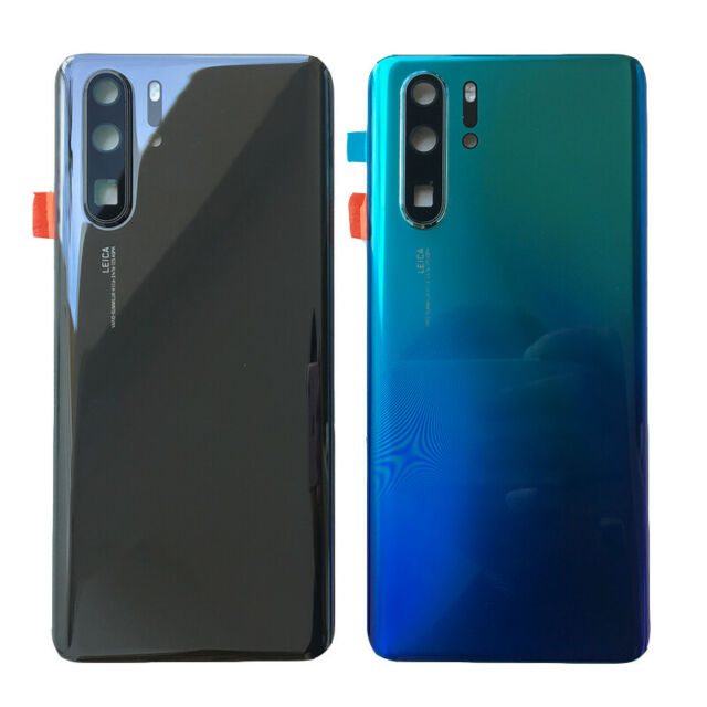 Original Battery Cover Rear Housing Glass Back Door Case For Huawei P30 pro