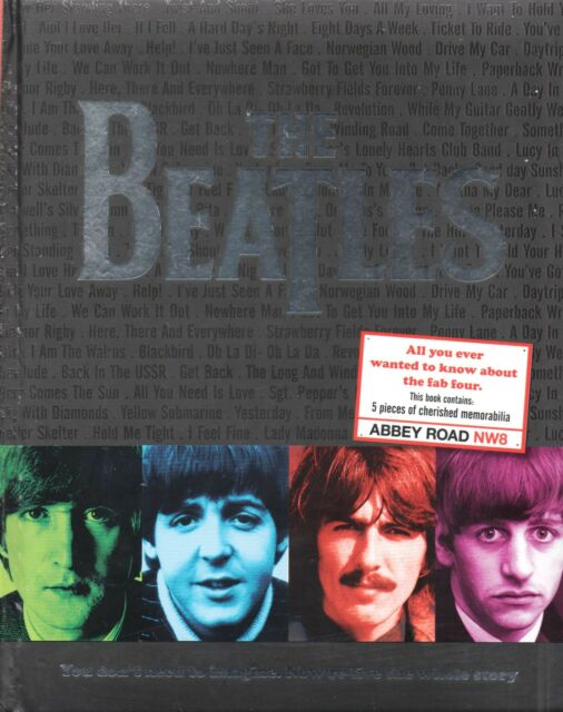 Beatles - (Abbey Road) Pop and Beat 1960's Music - NEW Hardback Book 2012