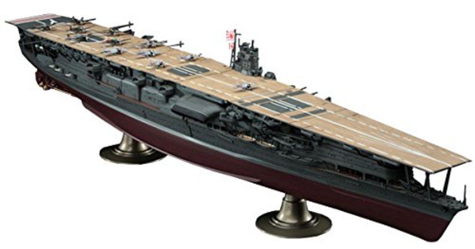 promozioni eccitanti Hasegawa 1 350 350 350 Ijn Portaerei Akagi 1941 Giapponese Blu Navy Portaerei  merce di alta qualità e servizio conveniente e onesto