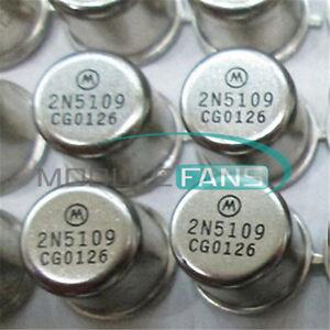 2N5109 0.4A 20V RF NPN Transistors NEW