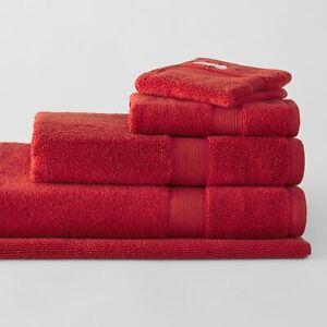 Sheridan Ultra Light Luxury Towel Range Poppy