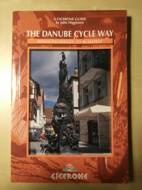 The Danube Cycleway (by Cicerone)