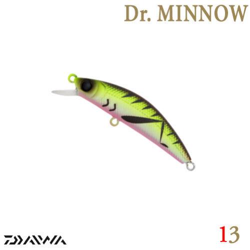 Daiwa Dr MINNOW 5S 3.0 g Sinking Minnow Assorted colors
