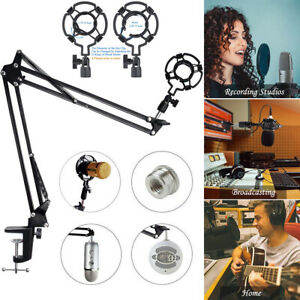 Microphone-Arm-Stand-For-Blue-Yeti-Snowball-Microphone-Suspension-Boom