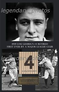 Babe-Ruth-and-Lou-Gehrig-Retired-Number-11-034-x-17-034-High-Quality-Poster-Pair