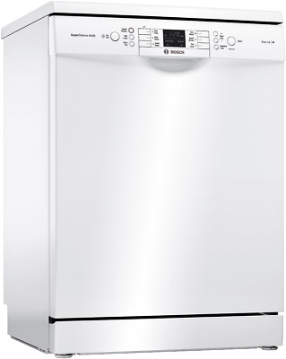 Details about  NEW Bosch SMS46GW01A White Freestanding Dishwasher Series 4