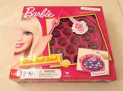 Barbie Glam Jewel Game   NEW IN Box