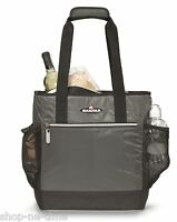 Igloo Maxcold™ Insulated Leak Resistant 24 Can Gray Cooler Tote Bag -